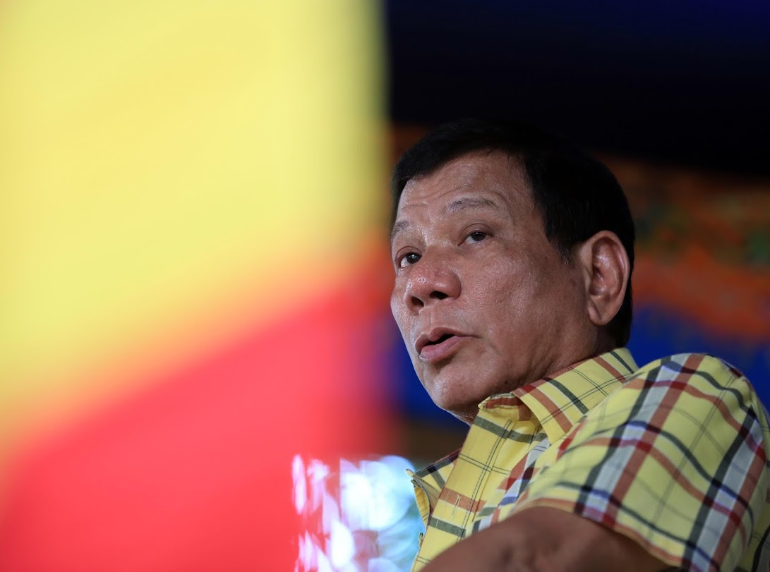 Rody tells gov't panel: No ceasefire, no release