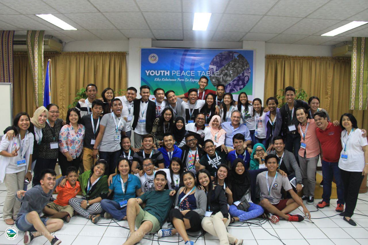 role of youth in peacebuilding