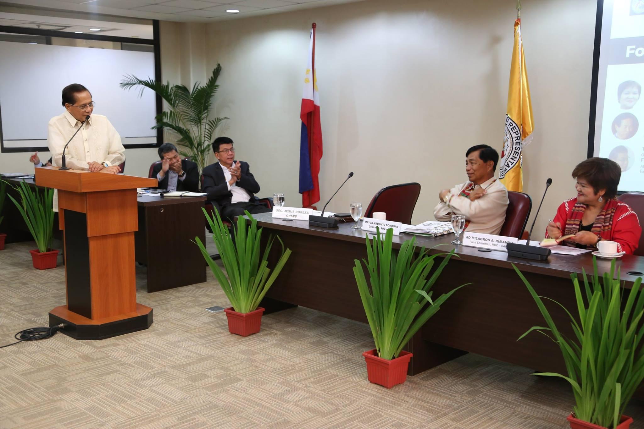 Zubiri to author Cordillera autonomy bill