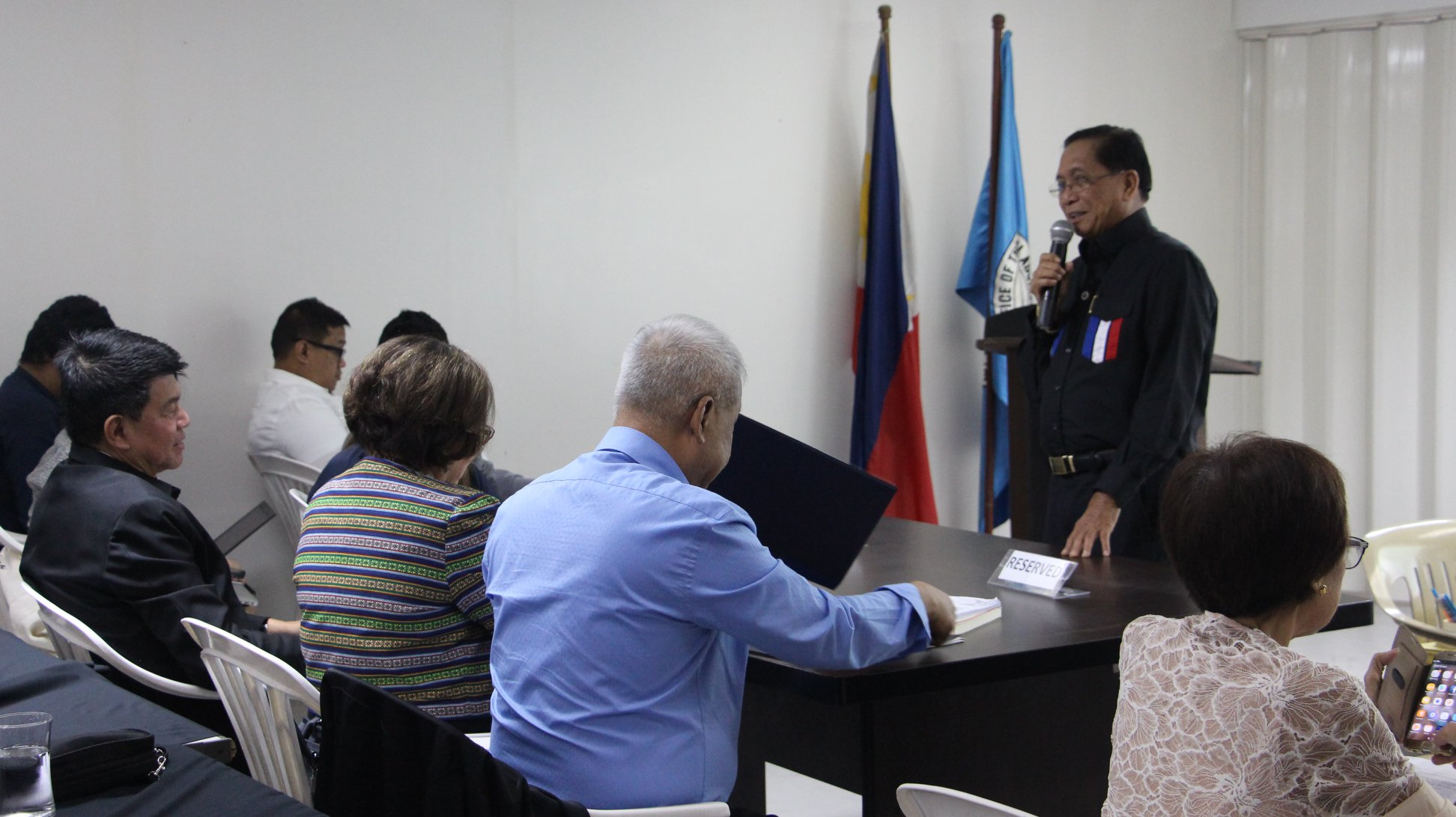 Dureza: Peace process requires dealing with the past