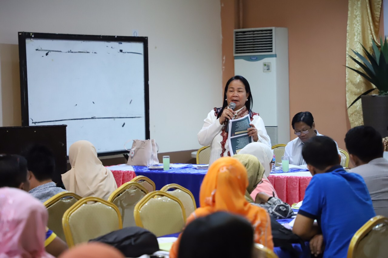 Peace Education among top priorities in the new Bangsamoro Government