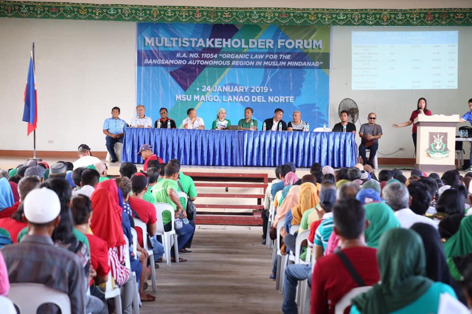 Forum for Peace continues in Lanao del Norte
