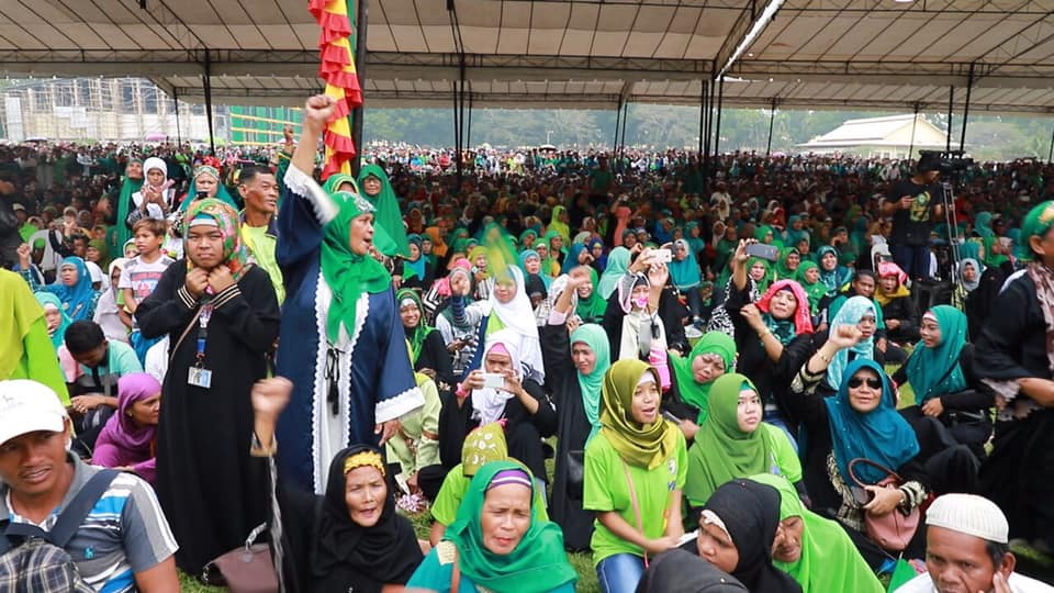 Local executives in North Cotabato support inclusion of villages in Bangsamoro region
