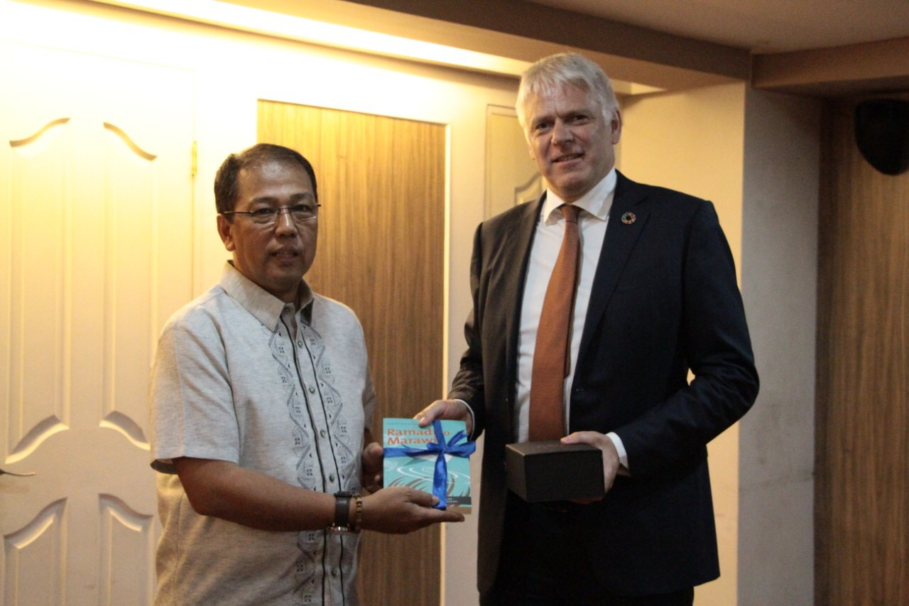 Galvez, UN to beef up ties for Bangsamoro transition