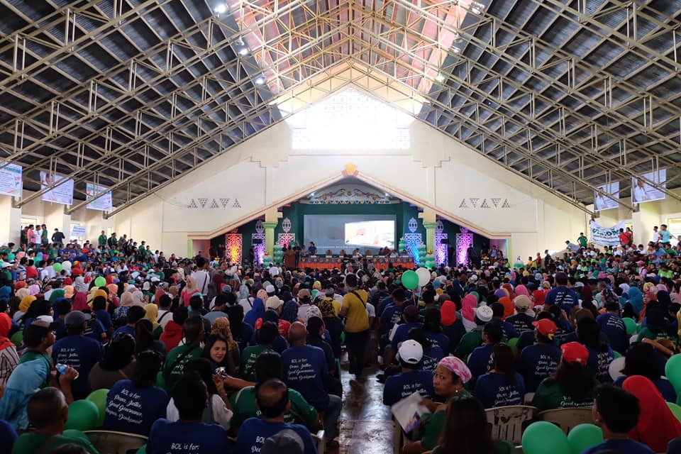 Tawi-tawi residents celebrate BOL's victory ahead of plebiscite