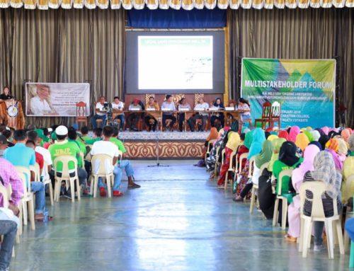 North Cotabato LGU, stakeholders support BOL