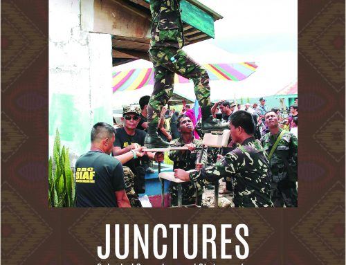 Junctures, A Book on the Bangsamoro Peace Process