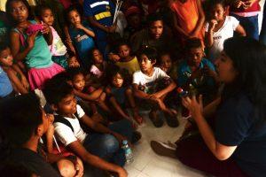 Storytelling Session - Agusan 2
