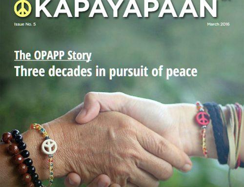 Kababaihan at Kapayapaan Issue 5