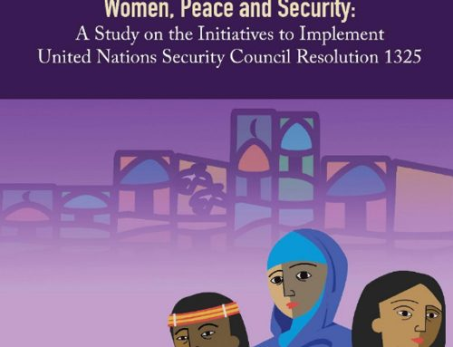 Women, Peace and Security: A Study on the Initiatives to Implement United Nations Security Council Resolution 1325