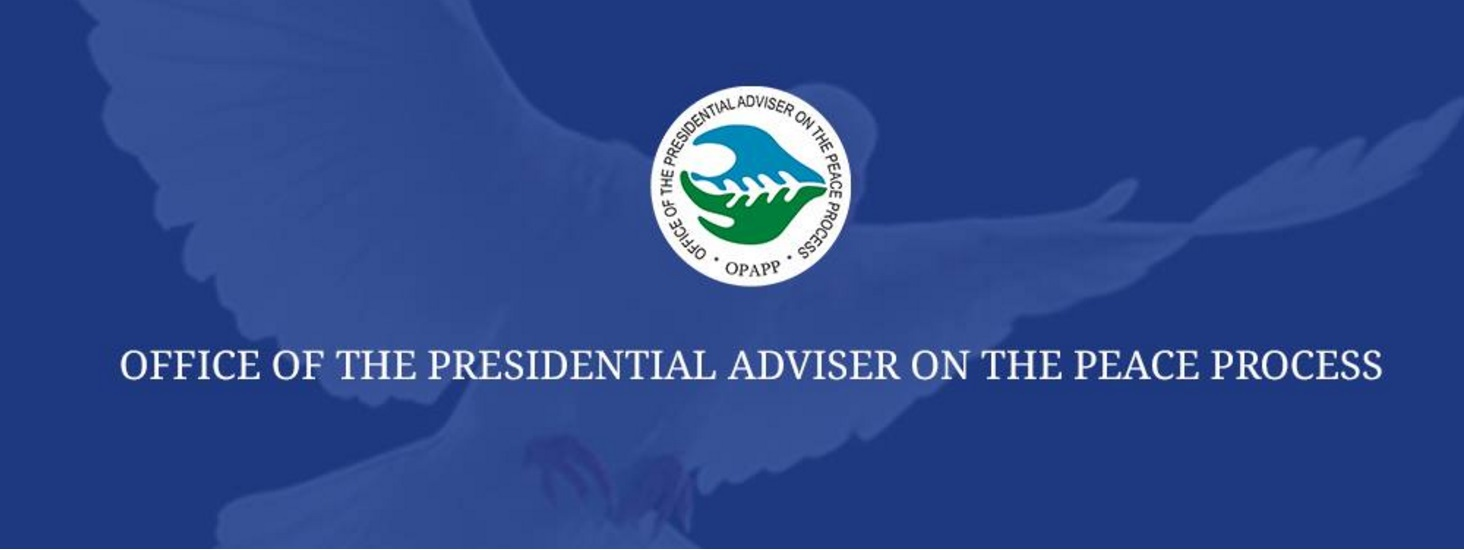 Statement of Presidential Peace Adviser Jesus Dureza on Peace Talks with the CPP/NPA/NDF