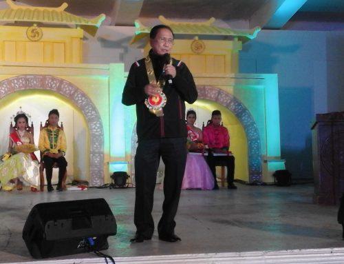 Sec. Jesus G. Dureza visits Janiuay, Iloilo