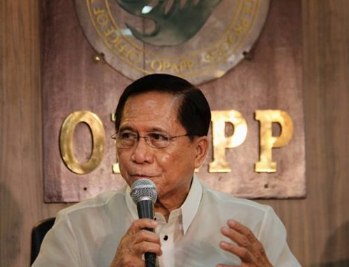 Statement of Presidential Adviser on the Peace Process Jesus G. Dureza on the CPP/NPA/NDF's call to proceed with the bilateral ceasefire negotiations