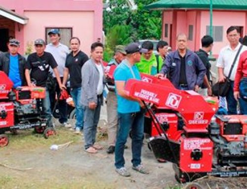 Turn-Over of Agriculture Equipment to 6 Previously Acknowledged MILF Camps