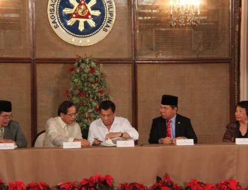 OPAPP announces new members of the expanded Bangsamoro Transition Commission