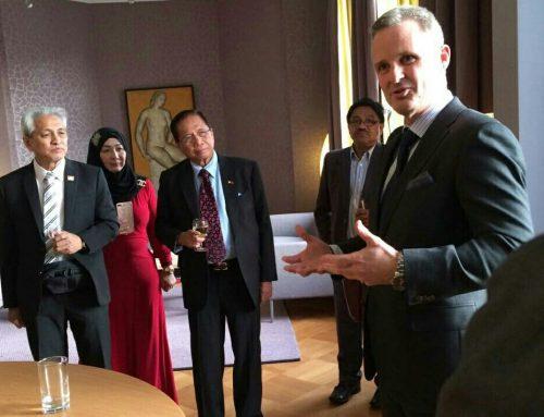 Advance in talks elates Norway