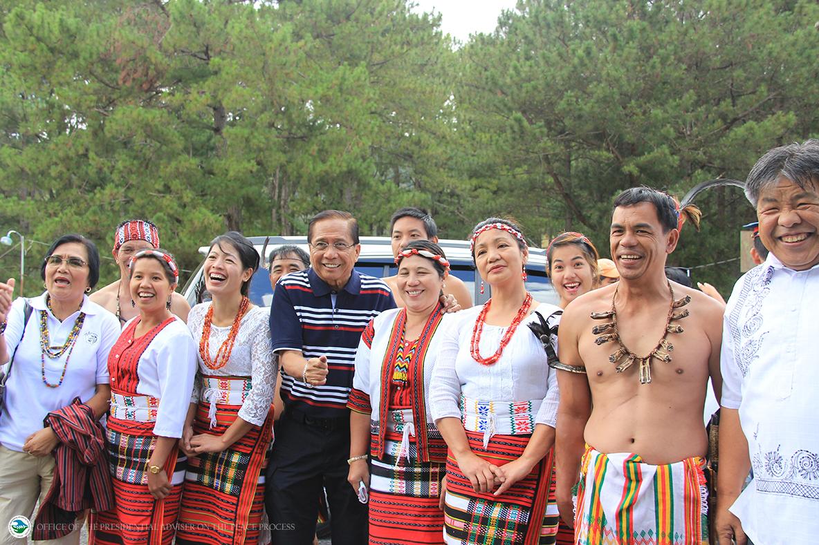 Cordillera factions unite for peace