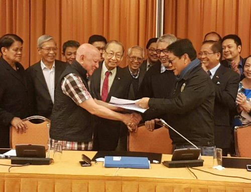 Joint Statement on the Successful Fourth Round of Formal Talks between the GRP and NDF