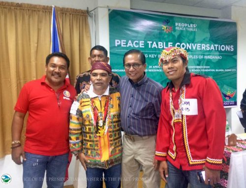 Dureza forms IP peace panel