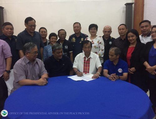Cordillera leaders call for GRP-NDF permanent ceasefire
