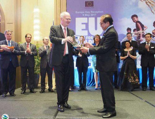 Dureza peace efforts, recognized by EU