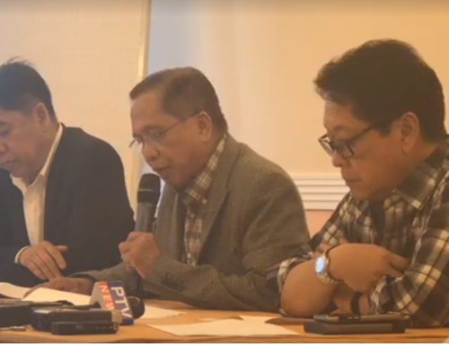 OPENING STATEMENT OF PEACE ADVISER JESUS G. DUREZA – Fifth Round of Peace Talks