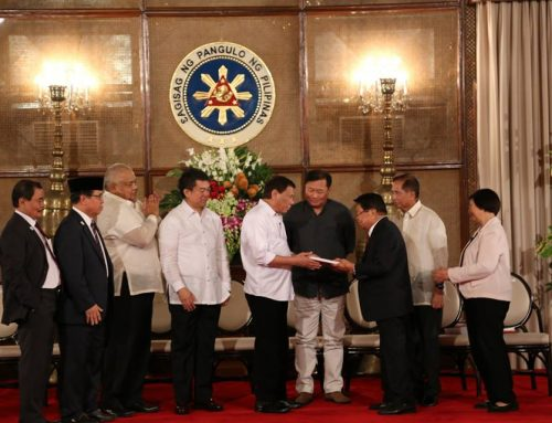 PRRD offers genuine political autonomy to the Bangsamoro people