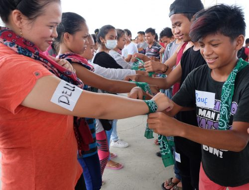 Marawi's displaced young adults given respite through peace-building and psychosocial activities