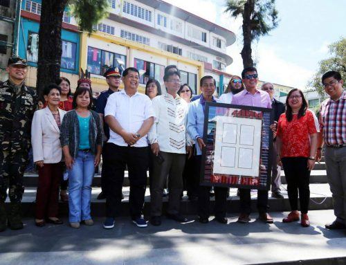 Bus for peace kicks off in Baguio City