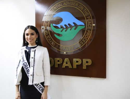 Binibini Pilinas Elizabeth Clenci takes National Peace Ambassador title