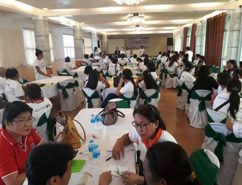Samar women and youth took active roles on peace and development
