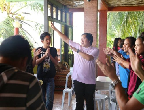Maranao youth leaders pledge as peacebuilders in Marawi rise