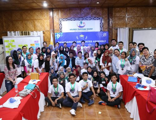 OPAPP, CHED recognize graduates of study grant for Bangsamoro