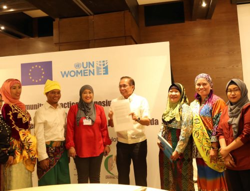 Bangsamoro women leaders and stakeholders beef up Transitional Justice agenda