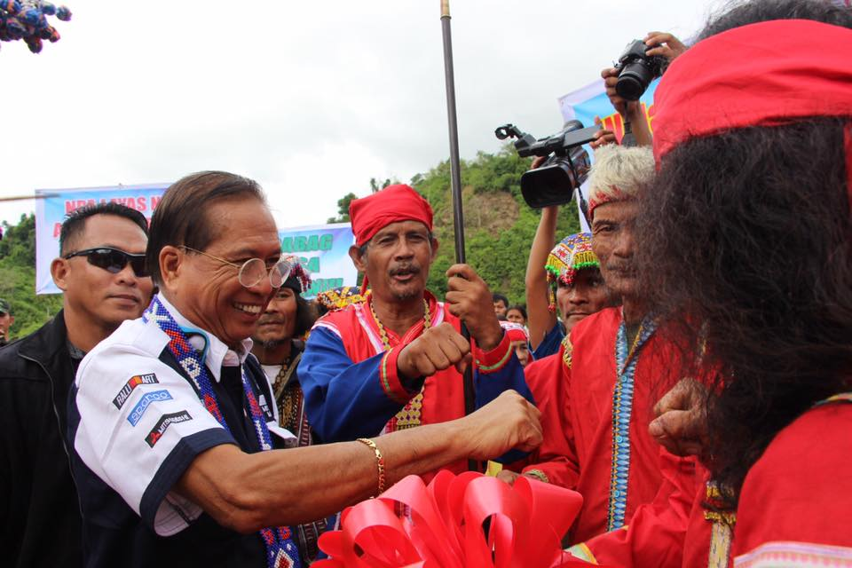 Bridging hope and unity for the Lumads
