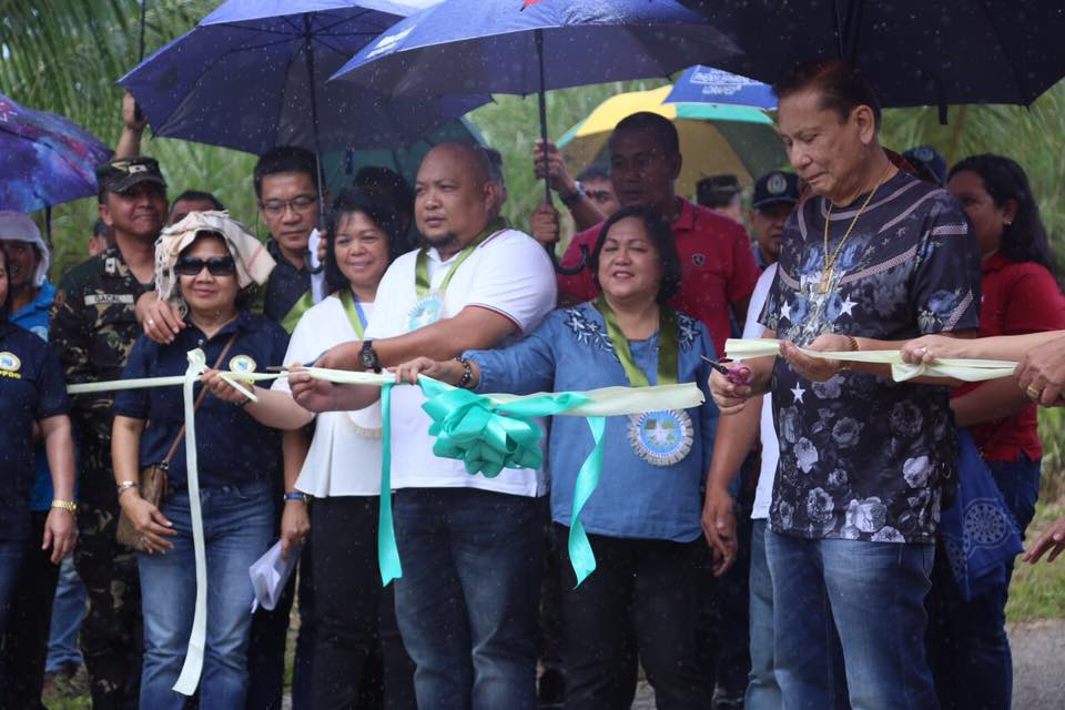 OPAPP inaugurates PAMANA projects in Surigao del Sur
