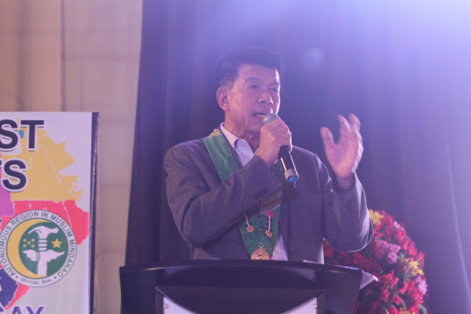 BBL will make ARMM ready for Federalism – Usec. Tan