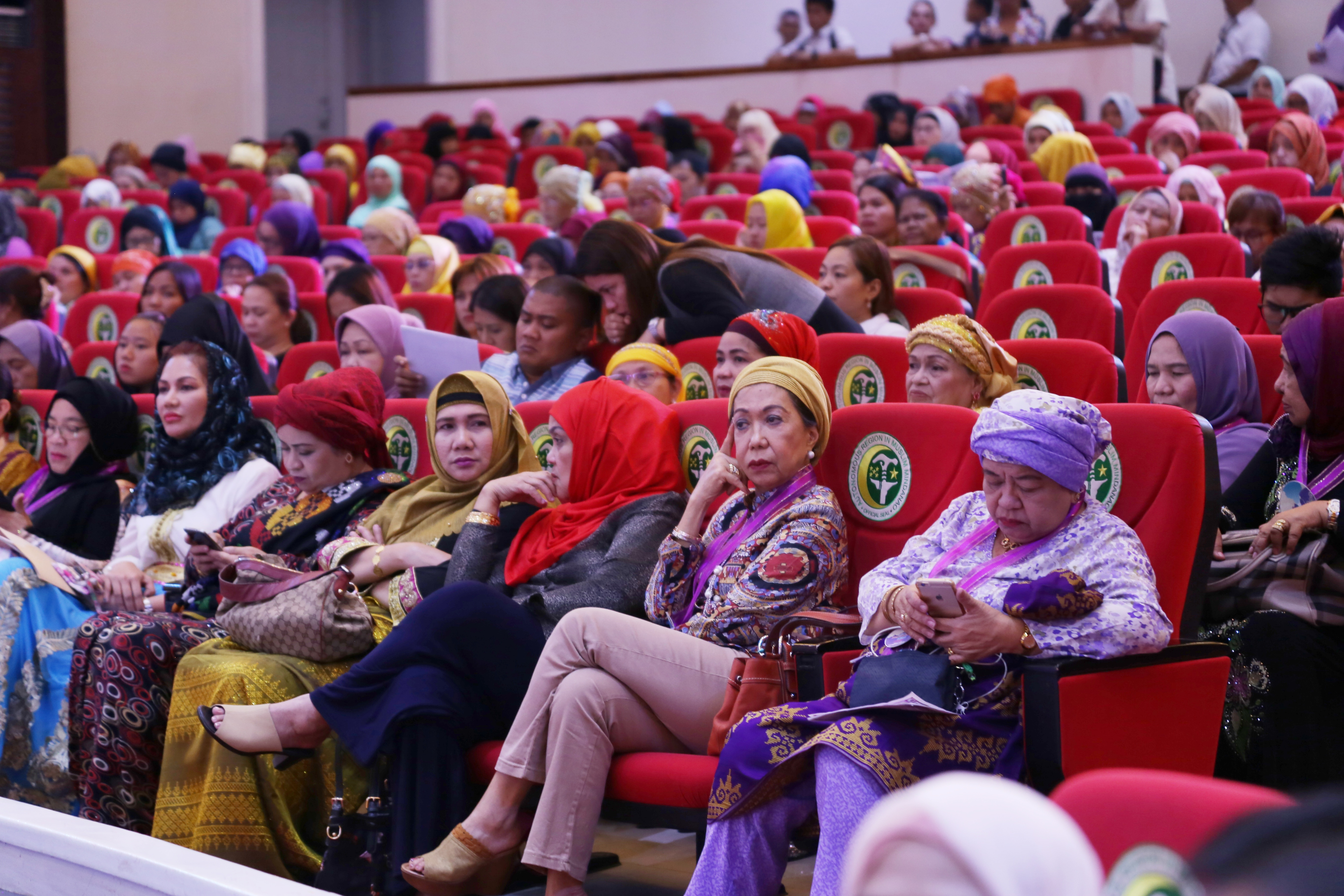 Latiph vows establishment of Bangsamoro Women Commission