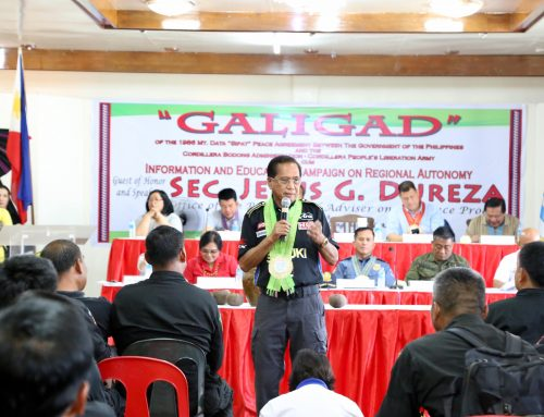 Reintegration of former combatants highlights Cordi groups' assembly