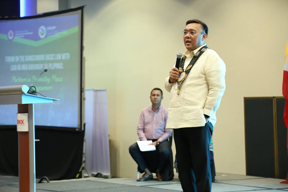 Barangay leaders key to BBL passage — Roque