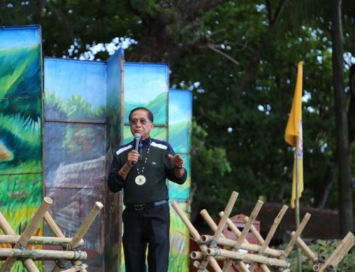 Dureza promotes unity amidst Filipinos' diversity