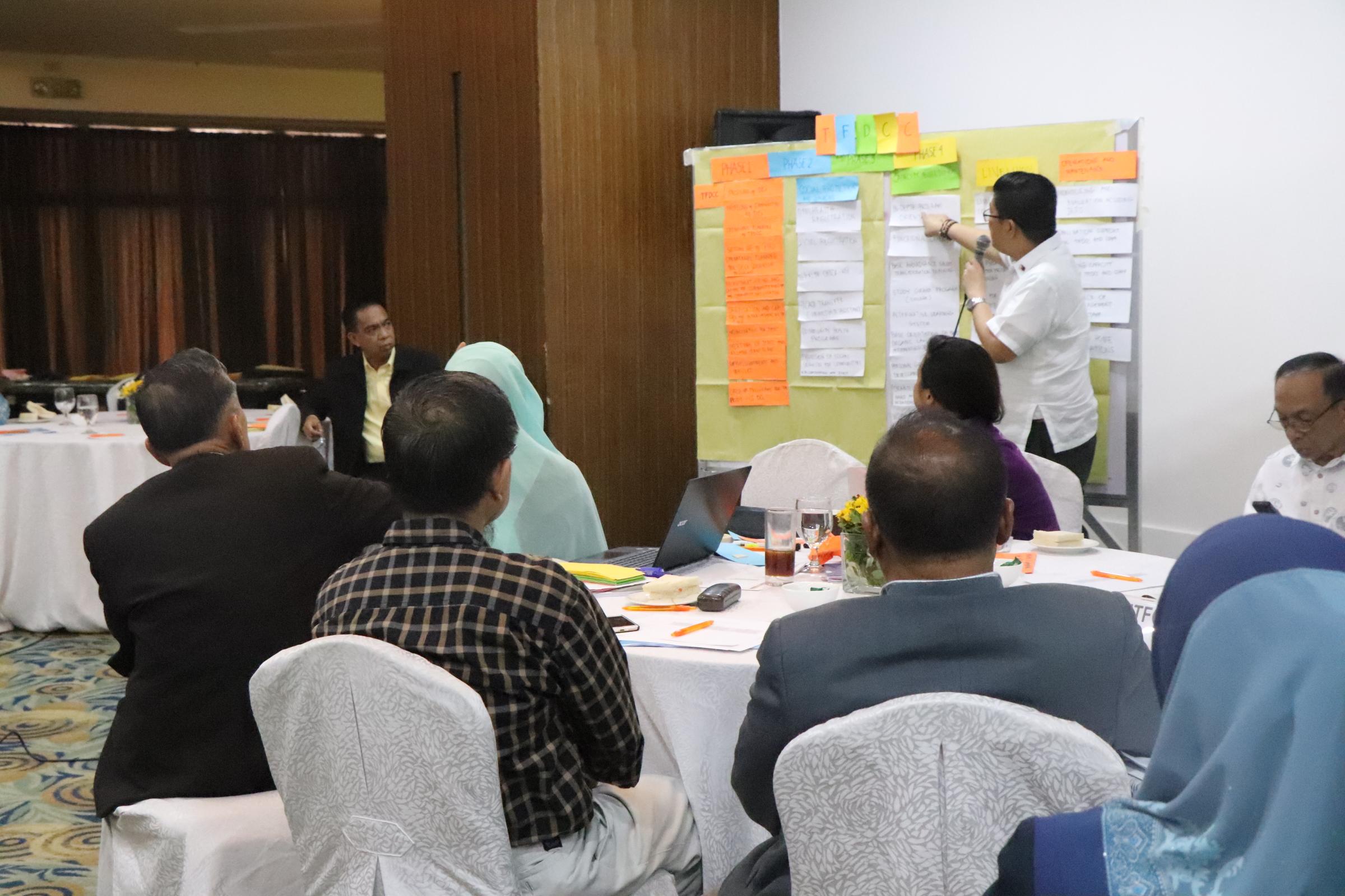 Peace stakeholders jumpstart Bangsamoro normalization trust fund