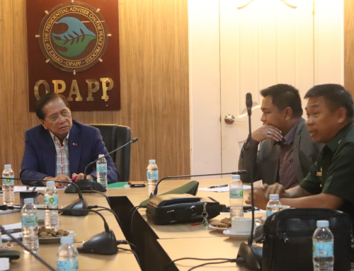 Dureza asks AFP to return P192.5M PAMANA fund
