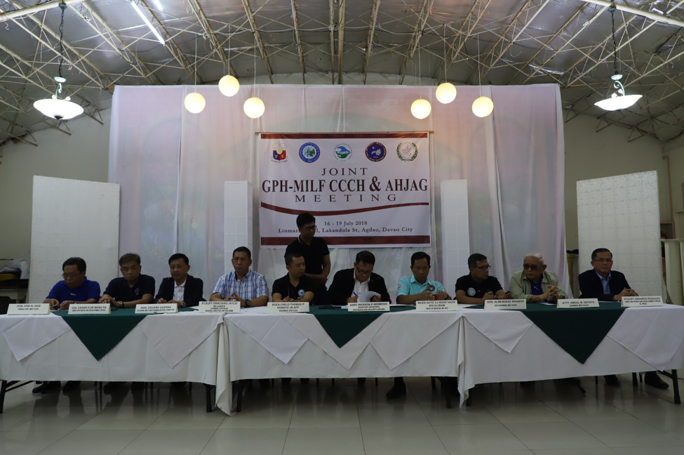 GPH-MILF peace mechanisms: Key to sustaining the gains of peace