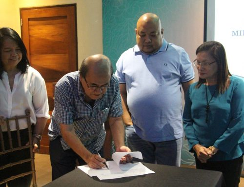 Locals execs express gratitude for PAMANA projects
