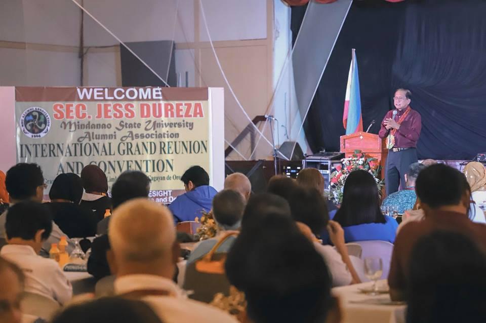 Dureza: Mindanaoans hold the key to their own future