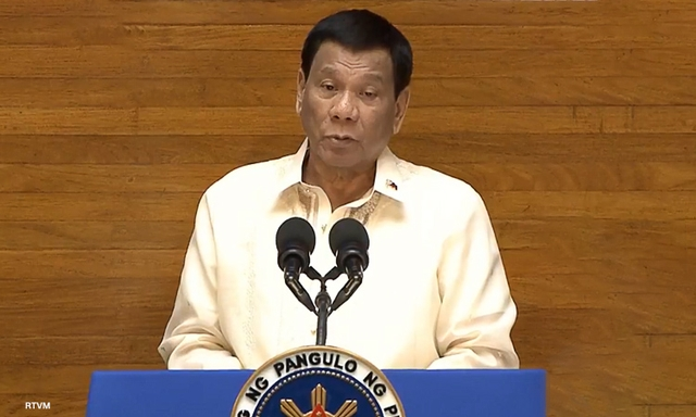 PRRD vows to sign BOL within 48 hours