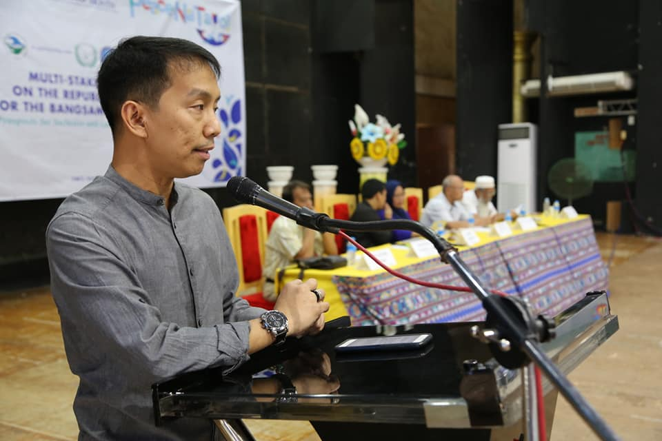 Academe urged to create more spaces for peace conversations