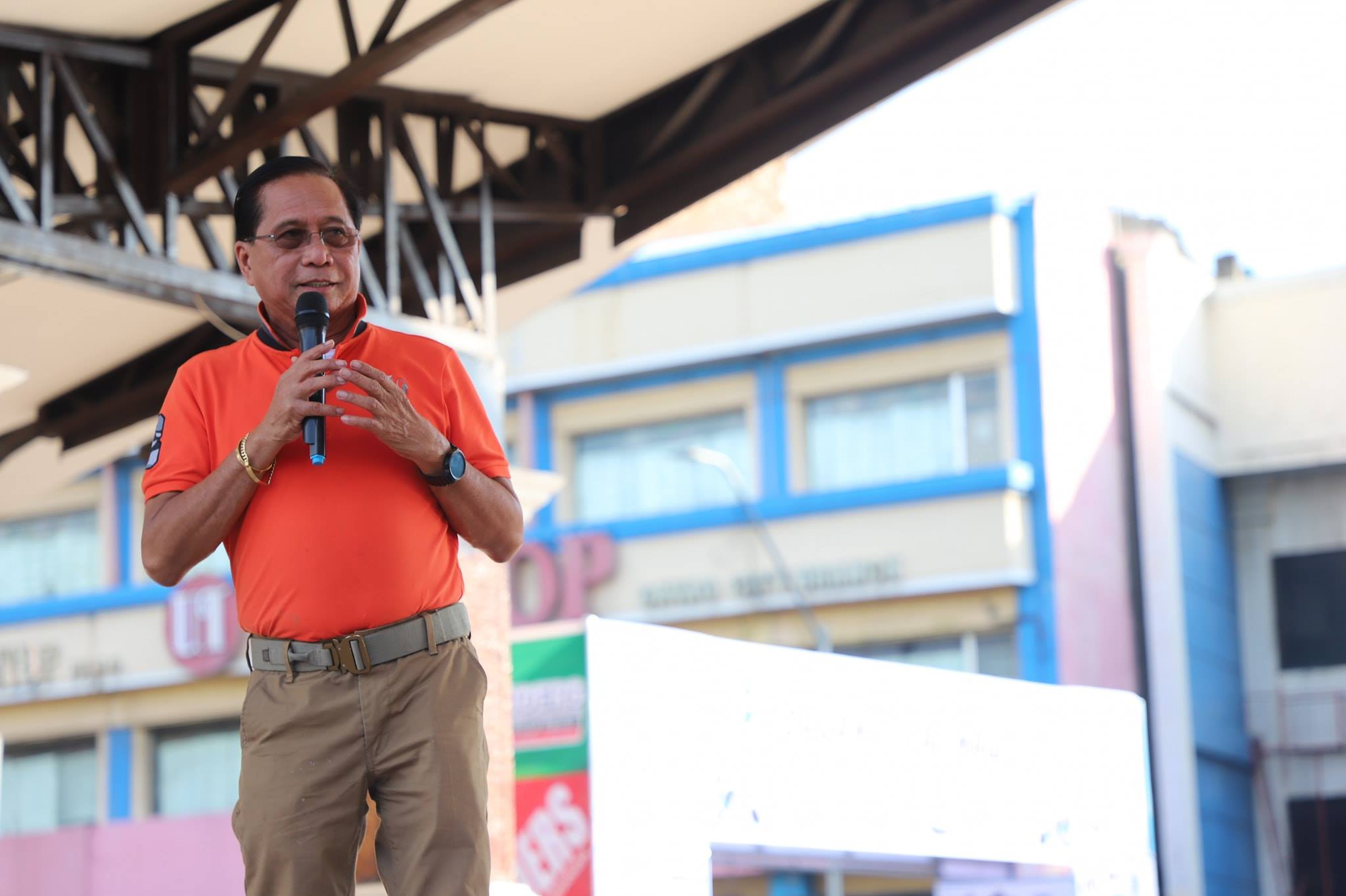 Dureza: Peace table now wide open for all