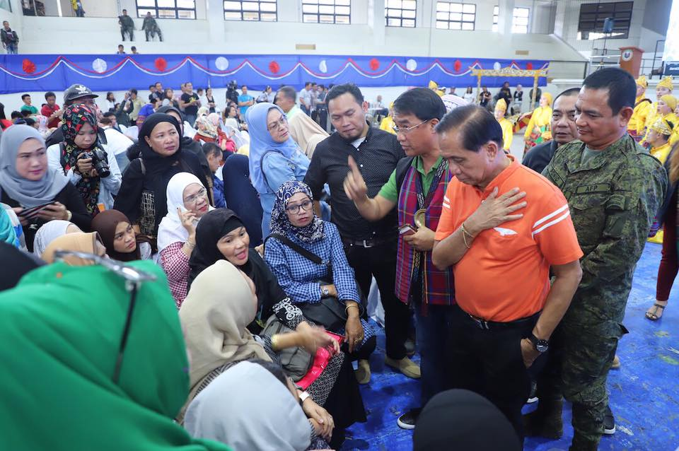 Re-shaping Marawi 'peace by piece'